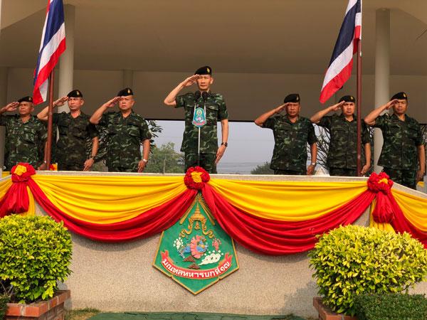 """""""ทหารเป็นที่พึงของประชาชนในทุกโอกาส"""""""