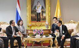 วุฒิสภาให้การรับรองอุปทูตรักษาราชการ สถานเอกอัครราชทูต สหรัฐอเมริกาประจำประเทศไทย