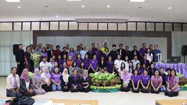 เทศบาลเมืองคอหงส์ประชุมกลุ่มสมาชิกฐานทรัพยากรท้องถิ่น เขตภาคใต้ ครั้งที่ 2/2563
