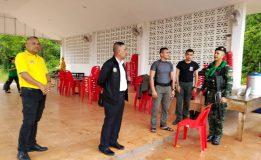 ผู้แทนพิเศษของรัฐบาลประสานการปฏิบัติและติดตามงาน ชุมชนไทยเข้มแข็งและโครงการเกษตรผสมผสาน
