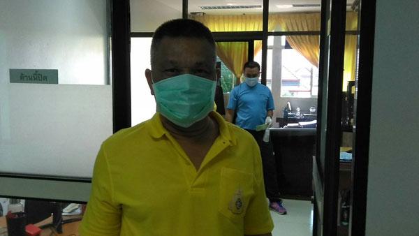 สำนักงาน คปต.ส่วนหน้า จัด Big Cleaning Day พ่นยาฆ่าเชื้อรับสถานการณ์ Covid – 19
