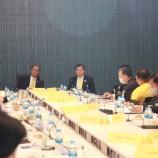 นิพนธ์ฯ ร่วมประชุมการเสนองบประมาณฯประจำปี 2564 วาระ 1 ของกระทรวงมหาดไทย ที่ อาคารรัฐสภา เกียกกาย