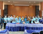 เทศบาลเมืองคอหงส์เปิดการประชุมแลกเปลี่ยนเรียนรู้ฯ กลุ่มพัฒนาสตรี ทม.คอหงส์