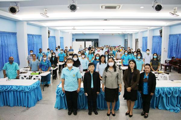 เทศบาลนครหาดใหญ่เปิดโครงการส่งเสริมและพัฒนาศักยภาพนักเรียนและครู Thailand 4.0 ประจำปี 2563