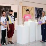 มรภ.สงขลา จัดนิทรรศการศิลปกรรมสัญจร ครั้งที่ 36  โชว์ผลงานร่วมสมัยศิลปินรุ่นเยาว์ จนถึง 21 ส.ค.นี้