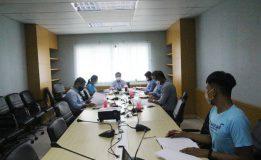 อบจ.สงขลาจัดประชุมคณะกรรมการจัดทำขอบเขตโดยละเอียดของงานที่จะจ้างที่ปรึกษา (Terms of Reference : TOR)