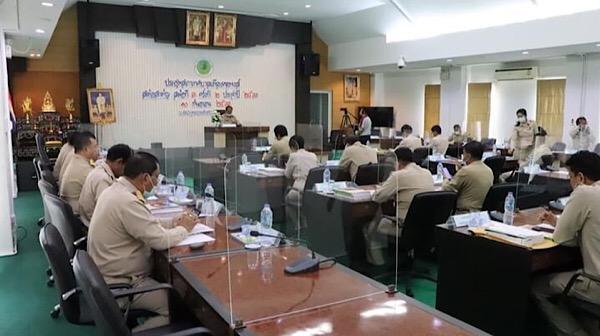 เทศบาลเมืองคอหงส์ จัดการประชุมสภาเทศบาลเมืองคอหงส์ สมัยสามัญ สมัยที่ 3 ครั้งที่ 2 ประจำปี พ.ศ.2563