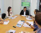 เทศบาลเมืองคอหงส์จัดประชุมชี้แจงแนวทางการดำเนินงานเงินอุดหนุนด้านการศึกษา ประจำปีงบประมาณ 2564