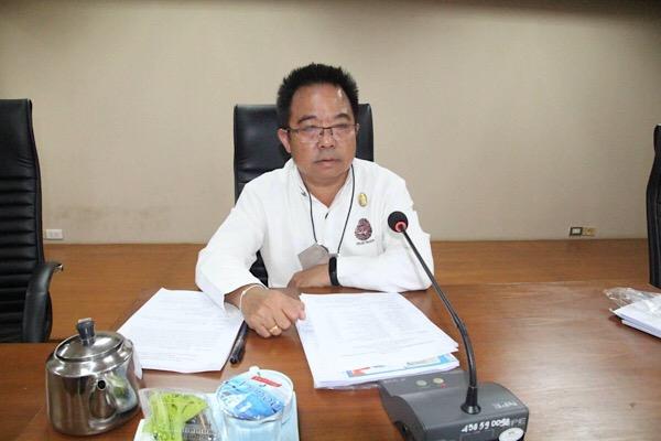 อบจ.สงขลาจัดประชุมคณะกรรมการคัดเลือกบุคคลต้นแบบ ด้านคุณธรรม จริยธรรม ขององค์การบริหารส่วนจังหวัดสงขลา ประจำปี พ.ศ. 2563
