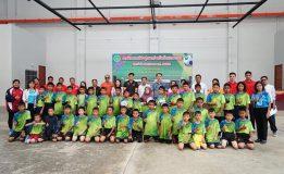 ทม.ควนลังจัดฝึกอบรมกีฬาฟุตบอลเด็กและเยาวชน ประจำปีงบประมาณ 2564