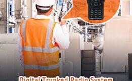 Digital Trunked Radio System ไม่ต้องมีใบอนุญาตก็มีวิทยุสื่อสารระบบดิจิทัลได้