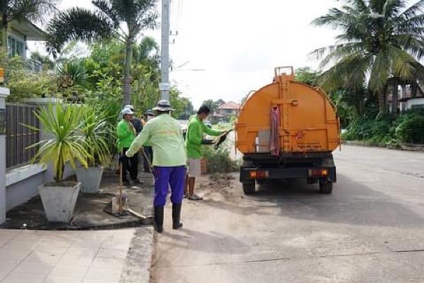 ทม.ควนลังจัดโครงการแลบ้าน แลเมือง ครั้งที่ 1/2564 ประจำเดือนพฤศจิกายน 2563 ณ หมู่บ้านฉัตรแก้ว