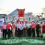 """ผู้ว่าราชการจังหวัดสงขลา เปิดโครงการ """"หนูแมวอินเลิฟ"""" พื้นที่ท่องเที่ยว + เช็คอิน ต้อนรับนักท่องเที่ยวในช่วงเทศกาลตรุษจีนและวาเลนไทน์"""