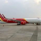 เวียตเจ็ทเดินหน้าขยายฝูงบิน รับมอบเครื่องบินแอร์บัสเข้าสู่ฝูงบินเพิ่ม 2 ลำ