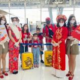 ไทยเวียตเจ็ทแจกส้มมงคล สร้างสีสันต้อนรับการเดินทางช่วงตรุษจีน