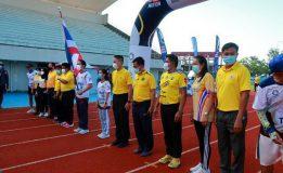 วิ่งธงชาติไทย รวมใจสู่ชัยชนะ