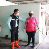 ทม.คอหงส์ลงพื้นที่ฉีดล้างทำความสะอาด (Big Cleaning) พร้อมพ่นน้ำยาฆ่าเชื้อ เพื่อป้องกันโควิด-19